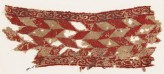 Textile fragment with lozenges (EA1984.65)