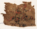 Textile fragment with arabesque (EA1984.93)