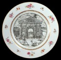 Oxford plate