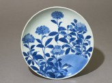 Dish with flowering plants (EA1985.50)