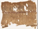 Textile fragment with band of inscription (EA1988.60)