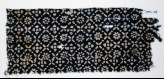 Textile fragment with flowers, quatrefoils, and rosettes (EA1990.105)