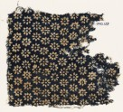 Textile fragment with rosettes (EA1990.123)