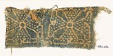 Textile fragment with Maltese crosses (EA1990.252)