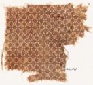 Textile fragment with quatrefoils and circles (EA1990.471)