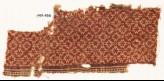 Textile fragment with interlocking quatrefoils (EA1990.498)
