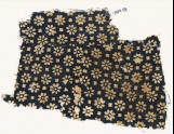Textile fragment with rosettes and small squares (EA1990.93)