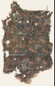 Textile fragment with birds and tendrils (EA1990.1147)