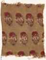 Textile fragment with flowers (EA1990.1161)