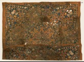 Textile fragment with garlands of flowers (EA1990.1217)