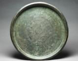 Bronze ritual tray
