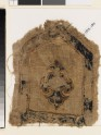 Textile fragment with elaborate cross (EA1993.130)