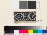 Textile fragment with paired palmettes and octagons (EA1993.134)