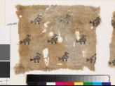 Textile fragment with stylized birds (EA1993.185)