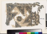 Textile fragment with large rosette and octagon (EA1993.188)