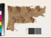 Textile fragment with floral shapes (EA1993.289)