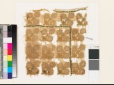 Textile fragment with stylized floral shapes (EA1993.308)