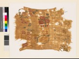 Sampler fragment with flowering plants, trees, S-shapes, and floral shapes (EA1993.323)