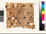 Textile fragment with stylized rosettes (EA1993.52)