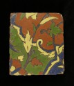 Glazed tile from the tomb of Madin Sahib (EA1994.110)