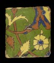 Glazed tile from the tomb of Madin Sahib (EA1994.77)