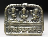 Mantra talismanic plaque, or tokcha