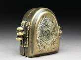 Amulet box with Jambhala, god of plenty (EA1996.101)