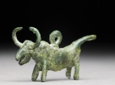 Amulet in the form of a water-buffalo