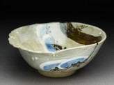 Bowl with pine branch (EA2000.181)