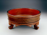 Basin used for a Buddhist hand-washing ceremony (EA2002.32)