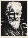 Portrait of George Bernard Shaw (EA2007.101)