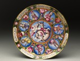 Saucer with astrological decoration (EA2009.3)