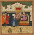 Iskandar and Queen Qaydafa