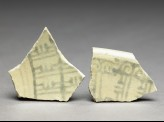 Porcelain sherds