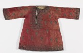 Child's tunic with flowers (EAX.2235)