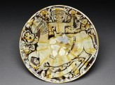Bowl with a man on horseback (EAX.3012)