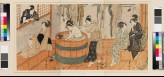 Women in a bath house (EAX.4676)