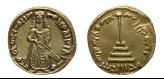 Replica of Islamic Umayyad coin (The Standing Caliph) (HCR4812)