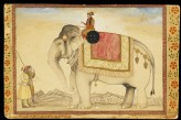The elephant Ganesh Gaj and rider (LI118.55)