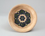 Tripod dish with floral hexafoil (LI1301.135)