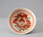 Cizhou ware bowl with peony decoration