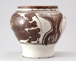 Cizhou type jar with phoenixes (LI1301.334)