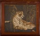 Tiger among reeds (LI1956.13)
