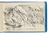 Sketchbook of Qinghai province landscapes