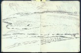 Sketchbook of Shaanxi landscapes
