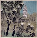Pagoda at Tiger Hill in Suzhou