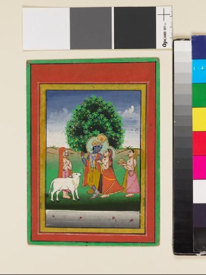 Krishna Gopalafront