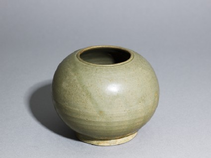 Greenware globular jaroblique