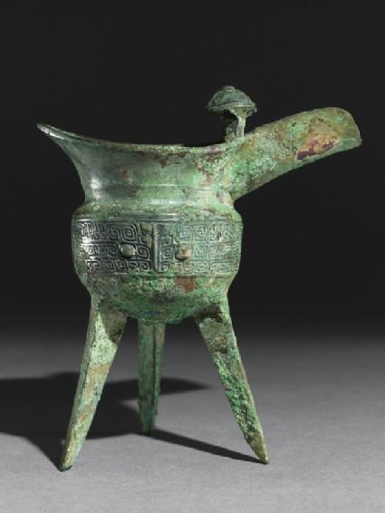 Ritual wine vessel, or jueside