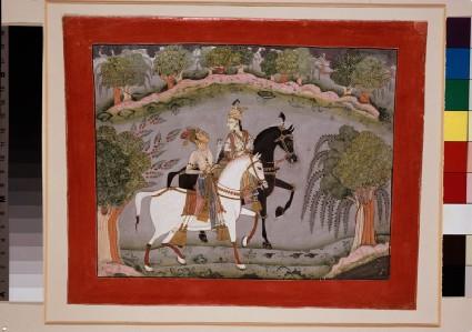 Baz Bahadur and Rupmatifront